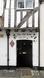 The Old Drum, Church Street St Mary's.